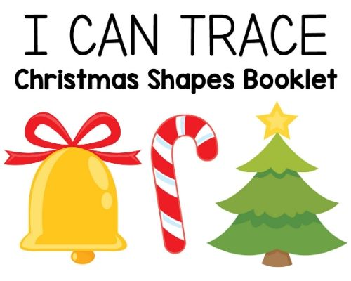 Christmas tracing pictures