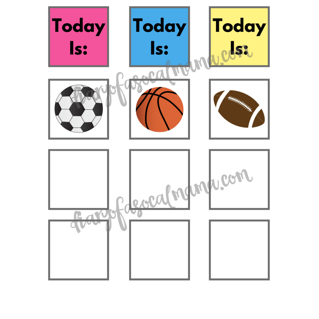 activity squares page 2