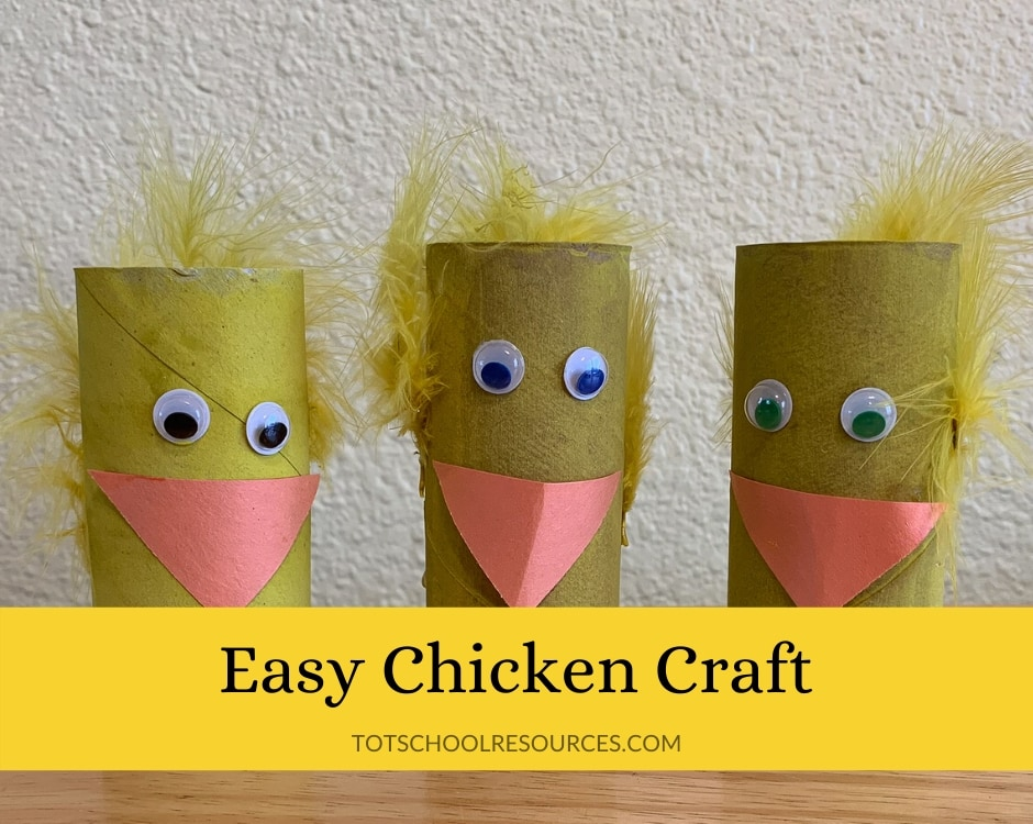 chicken craft