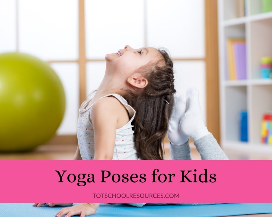 yoga poses for young kids