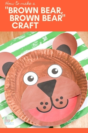 brown bear brown bear craft