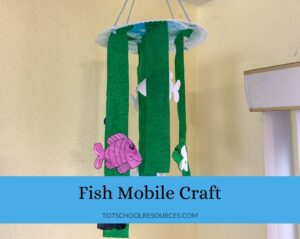Fish mobile craft
