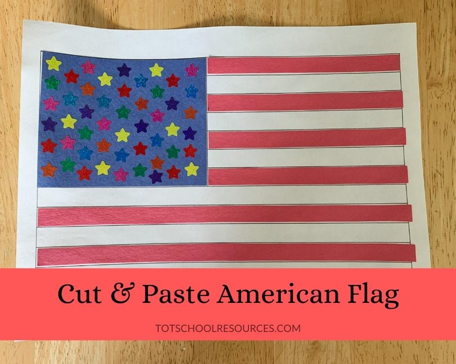 Flag craft title image