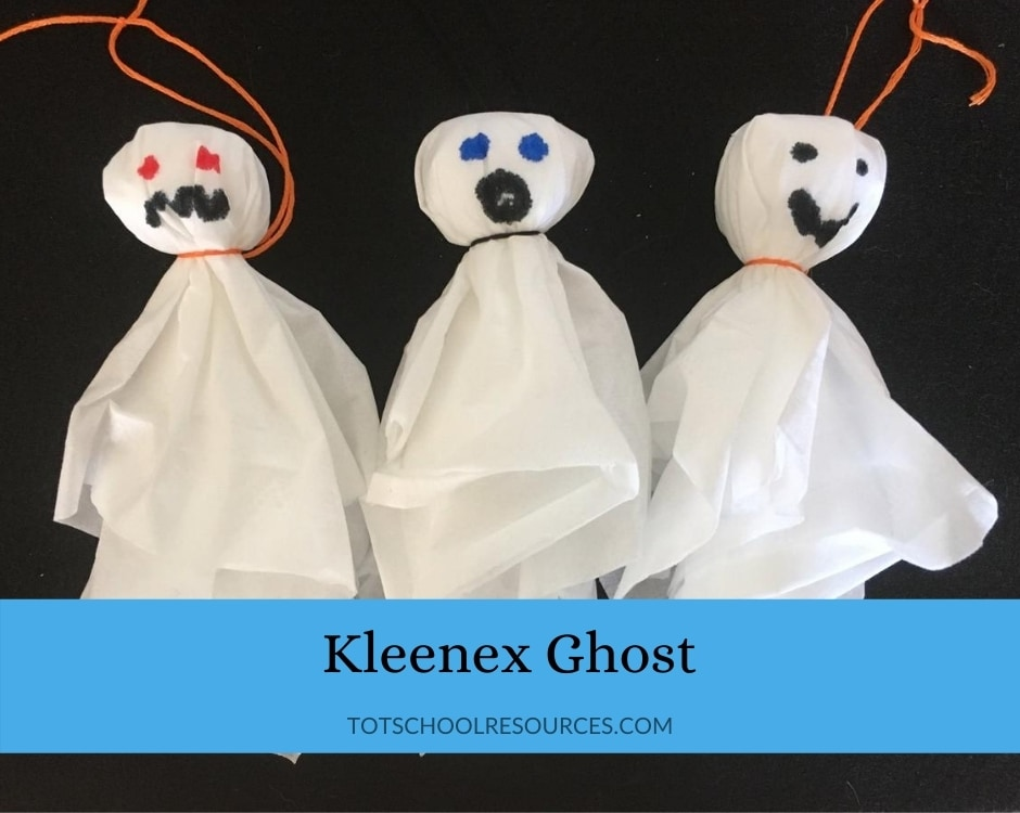 Kleenex ghosts
