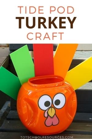 tide pod container turkey