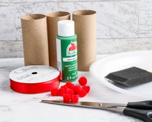 wreath craft supplies